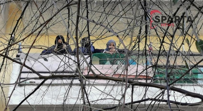 Στ. Αραχωβίτης: «Χώρο ΤΩΡΑ ασφαλή, ζεστό και ανθρώπινο για τους  αναγνωρισμένους πρόσφυγες στη Σπάρτη»