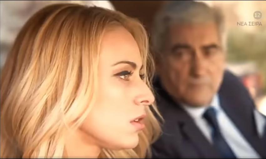 """Η Σοφία Μανωλάκου στη σειρά ¨΄ΕΞΑΨΗ"""" στο Mega"""