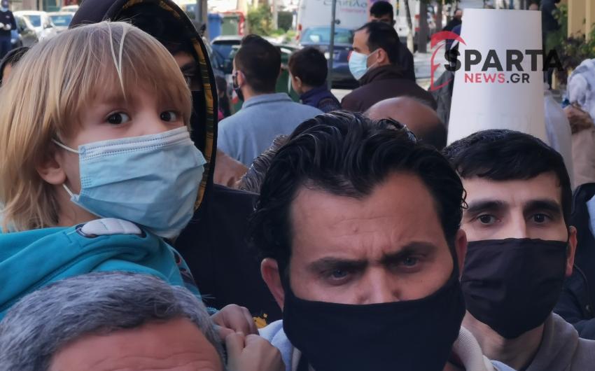 """ΕΠΙΤΡΟΠΗ ΑΛΛΗΛΕΓΓΥΗΣ: """"Κανένας πρόσφυγας να μην πεταχτεί στο δρόμο"""""""