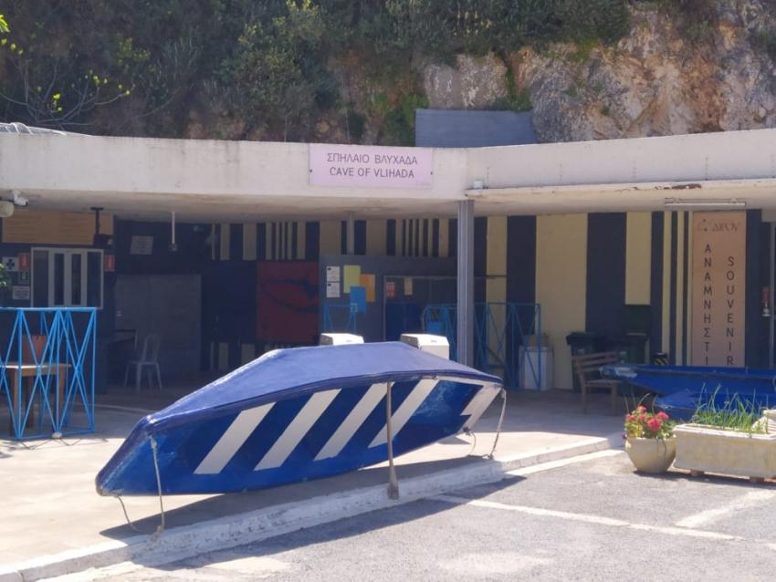Νεοκλής Κρητικός: «Τα Σπήλαια Διρού είναι ένας θησαυρός για τη Λακωνία»
