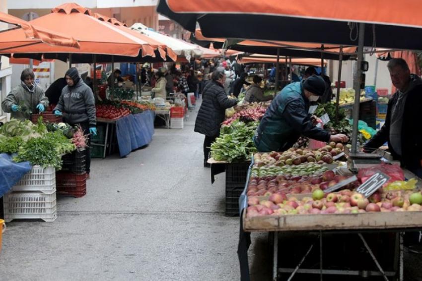 """Στ. Αραχωβίτης: """"Άμεση ανάγκη στήριξης των παραγωγών λόγω της συνεχιζόμενης απαγόρευσης λειτουργίας των λαϊκών αγορών"""""""
