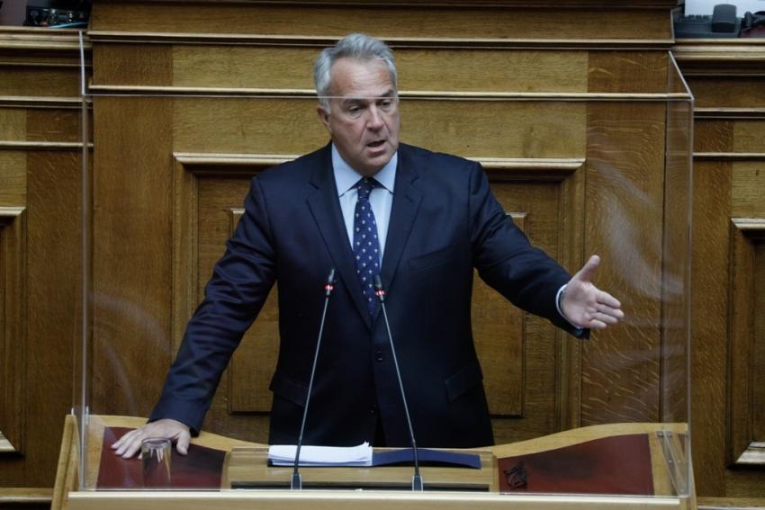Μ. Βορίδης:Ακατάσχετες και αφορολόγητες εφεξής οι ενισχύσεις Covid-19 που λαμβάνουν οι Έλληνες αγρότες