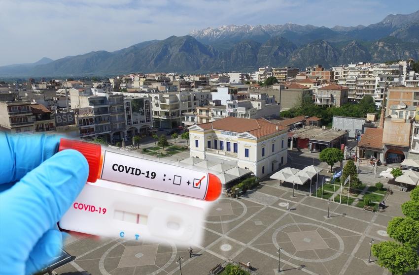 Δωρεάν rapid test για τον έλεγχο ανίχνευσης Covid-19 στη Σπάρτη.