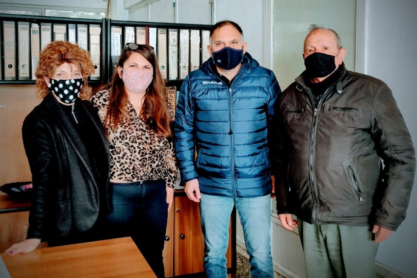 Νεοκλής Κρητικός: «Οι Πολύτεκνοι παράδειγμα για κάθε ελληνική οικογένεια»