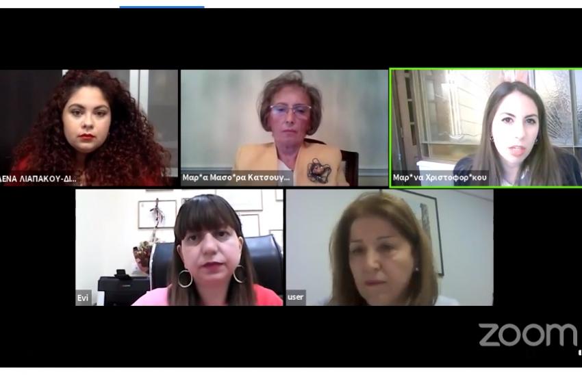 Δείτε την διαδικτυακή διημερίδα ενημέρωσης για την πανδημία COVID-19, από το σύλλογο της Νέα Κίνηση Γυναικών Λακωνίας