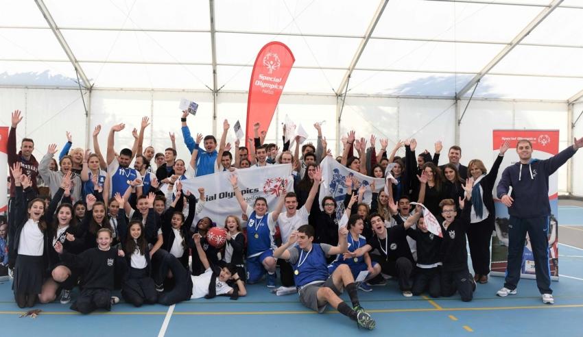 Τα Special Olympics Hellas στη Βαμβακού,  με τη συνεργασία του Δήμου Σπάρτης  και την υποστήριξη του Ιδρύματος Σταύρος Νιάρχος (ΙΣΝ)
