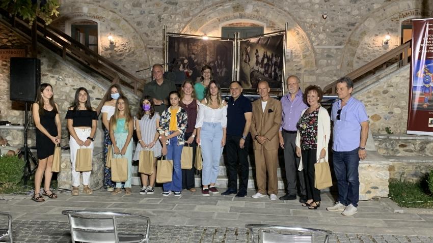Βραβεύσεις μαθητών και παρουσίαση βιβλίου στο Μυστρά