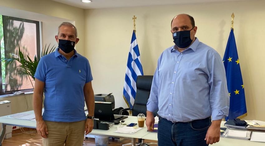 Στις 30 Σεπτεμβρίου ο Χρήστος Τριαντόπουλος στο Γύθειο
