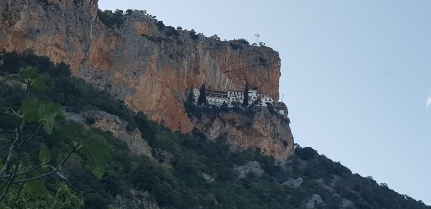 Εξόρμηση στον Πάρνωνα απο τον Ορειβατικό Σύλλογο Σπάρτης